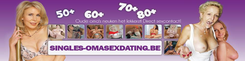 Singles-omasexdating.be